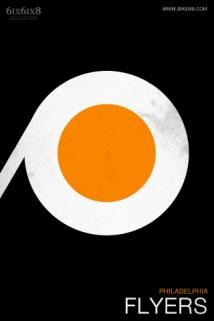 Flyers minimal logo