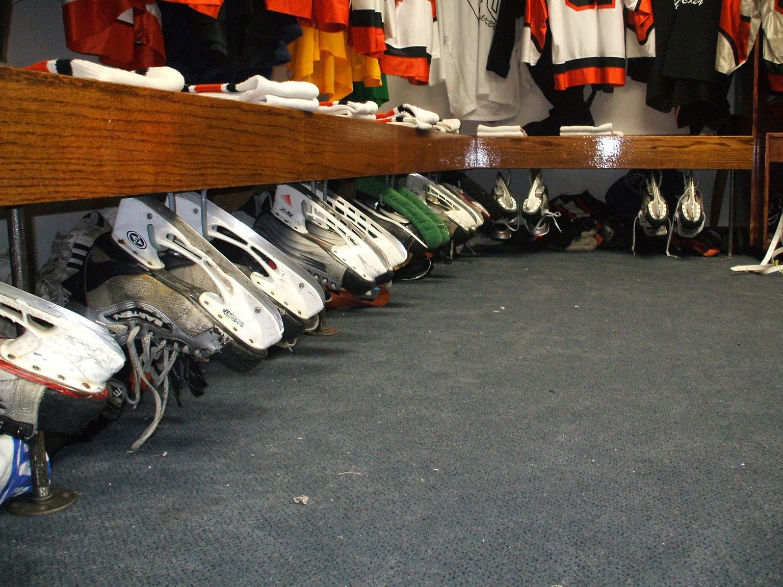 hockey locker room gay free