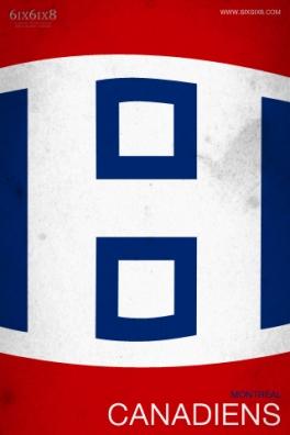 Habs minimalist logo