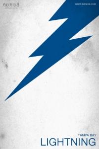 Bolts Lightning minimal logo