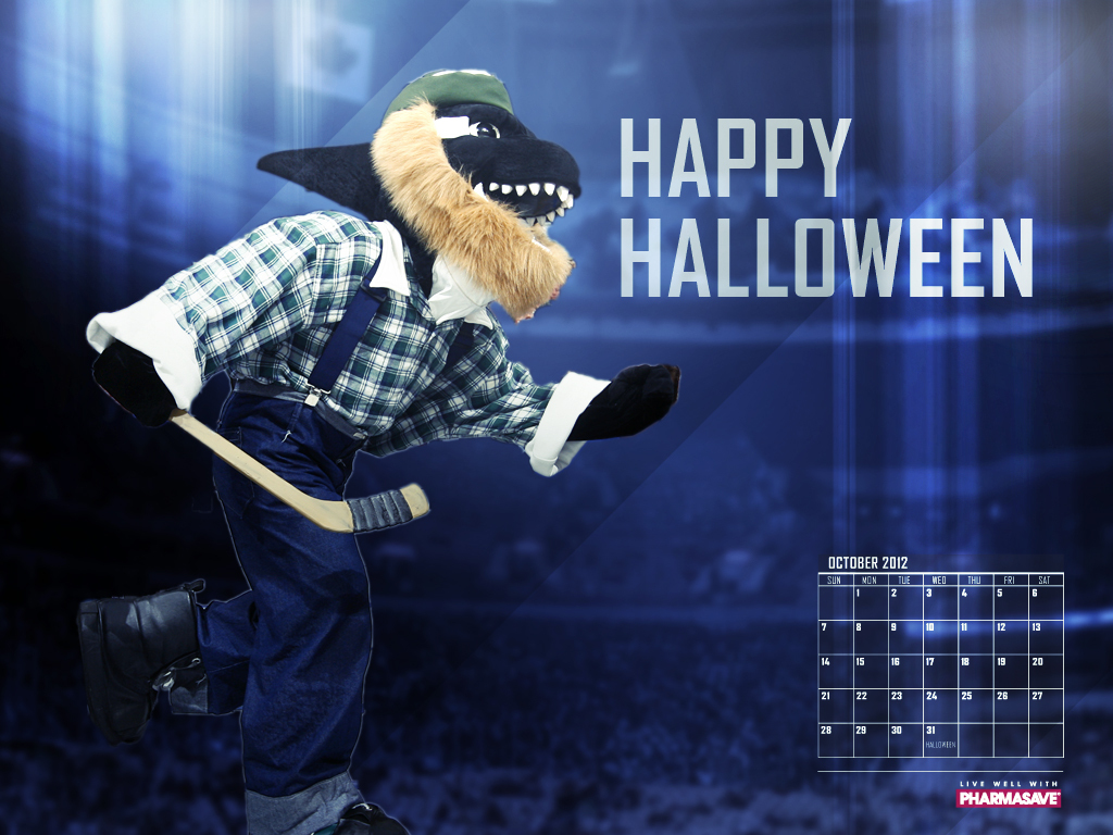 NHL Lockout Wallpaper: Mr. October