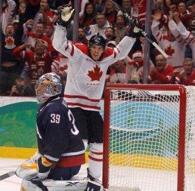 Crosby Olympics