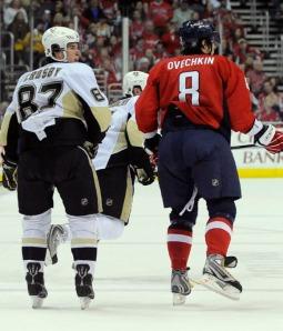 NHL: MAR 08 Penguins at Capitals