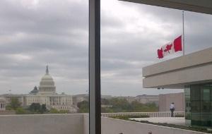 Embassy terrace