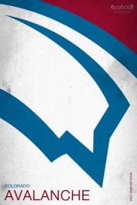 Avs minimal logo