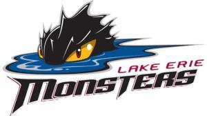 Erie Lake Monsters logo