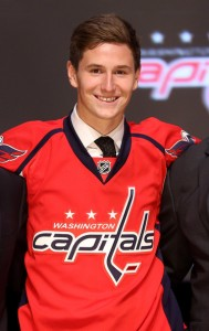 Filip Forsberg 2012 Draft