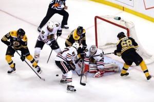 Corey+Crawford+Boston+Bruins+v+Chicago+Blackhawks+v0DG4sj8dTIl