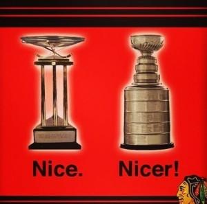 Hawks Pres trophy