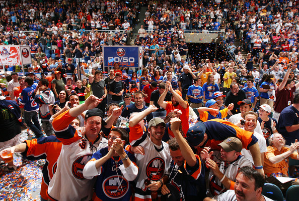Isles Draft party