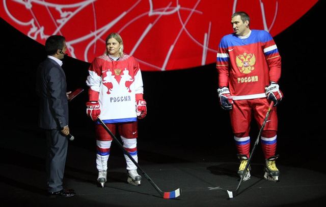 RUS Sochi sweater
