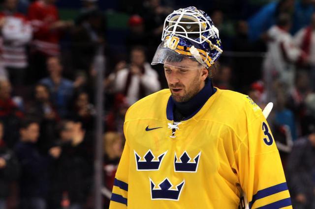 Ice Hockey Quarter Final - Day 13 - Sweden v Slovakia