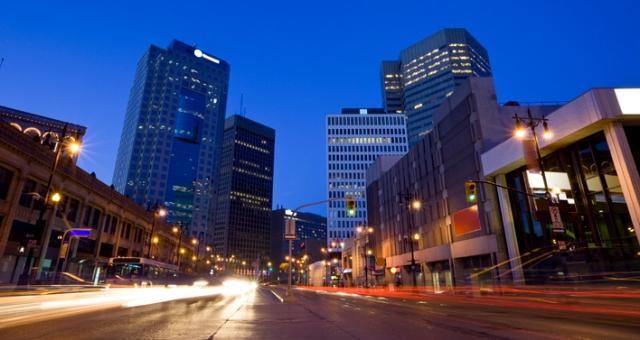 Winnipeg city