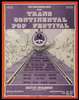 Festival Express poster