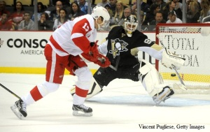 Pens Vokoun Datsyuk 2013 Vincent Pugliese Getty
