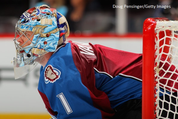 Semyon+Varlamov+Detroit+Red+Wings+v+Colorado Doug Pennsinger Getty