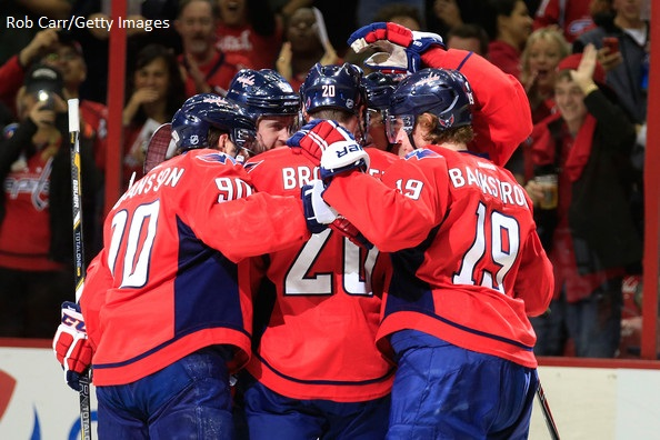 Alex+Ovechkin+Minnesota+Wild+v+Washington Rob Carr Getty