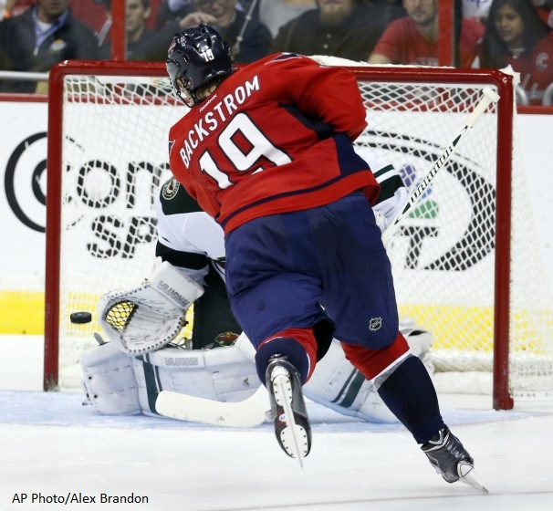 Wild_Capitals_Hockey Backstrom AP Photo Alex Brandon