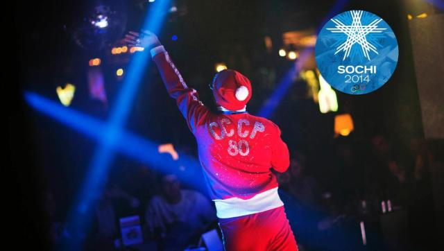 Sochi clubbing