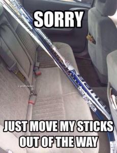 Adam sticks