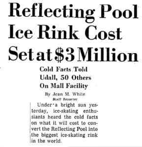 WaPo Pool cost 3M