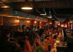H Street bar