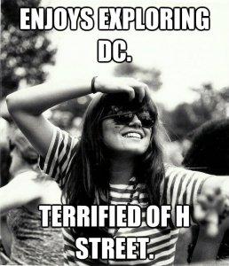 H Street meme