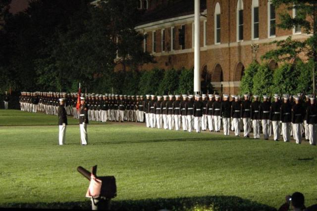 Marine Barracks