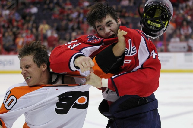 NHL: Preseason-Philadelphia Flyers at Washington Capitals