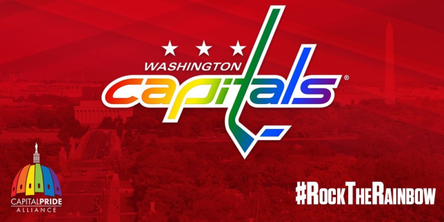 Rainbow: Rocked. Thank you, Caps